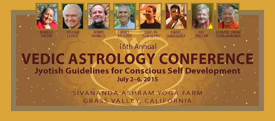 Vedic Astrology Conference in Grass Valley